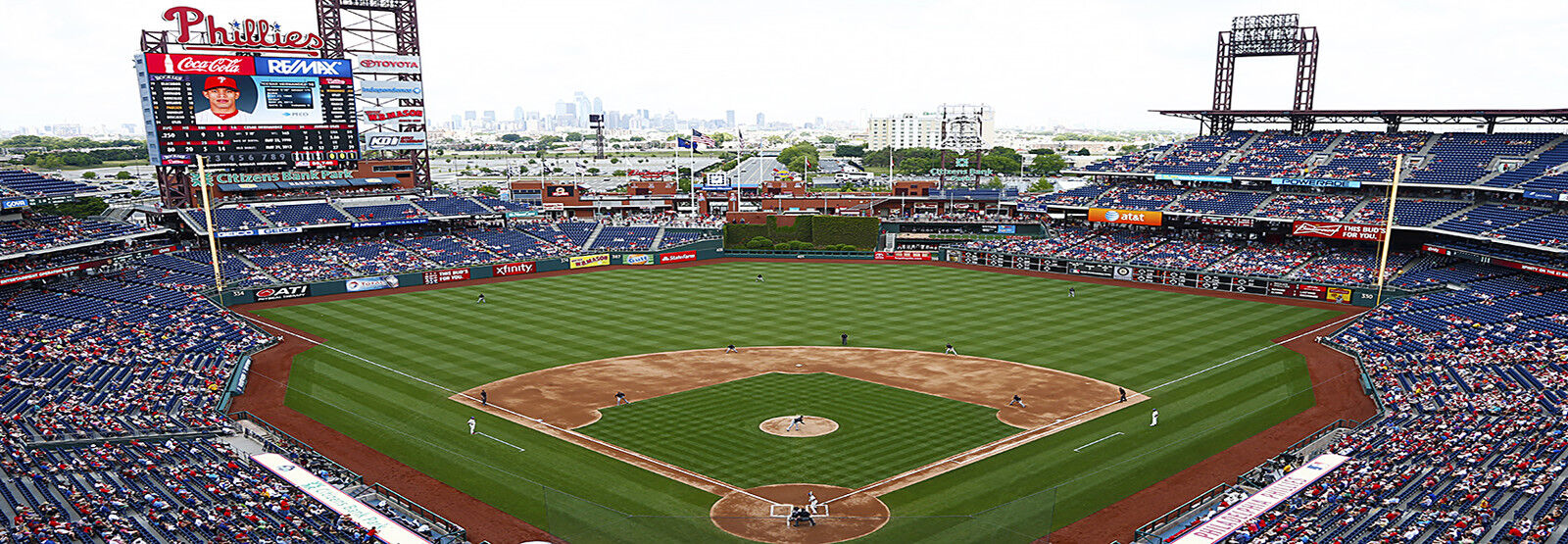 Milwaukee Brewers at Philadelphia Phillies