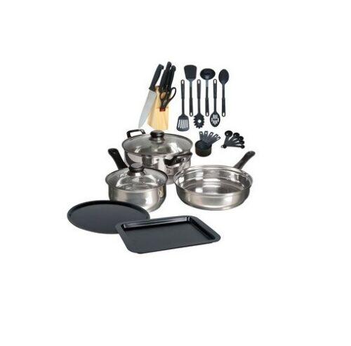 Brand New Fullerton 30 piece kitchen combo set