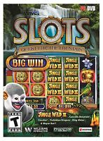 WMS Slots: Quest for the Fountain (PC, 2014)