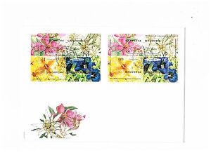 Suisse FDC du bloc 31 2x sur lettre-afficher le titre d`origine lOteTmAY-07154357-989941384