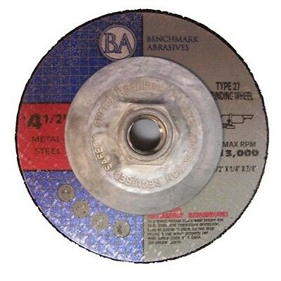 "4.5/""x.040/""x7//8/"" Depressed Center Thin CutOff Wheel 50 Pack"