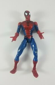 2001-Classic-Spider-man-Marvel-Legends-Action-Figure-Jointed-Rare-Articulated-6-034