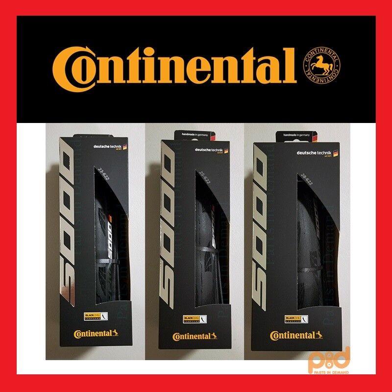 2019 CONTINENTAL Grand Prix GP 5000 Folding Clincher Tire 700 x 23 25 or 28 mm