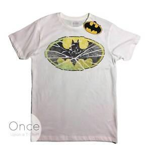 0e6595a92 La imagen se está cargando Primark-Hombre-Oficial-Dc-Comics-Batman -Shattered-Camiseta-