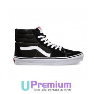 scarpe vans nera
