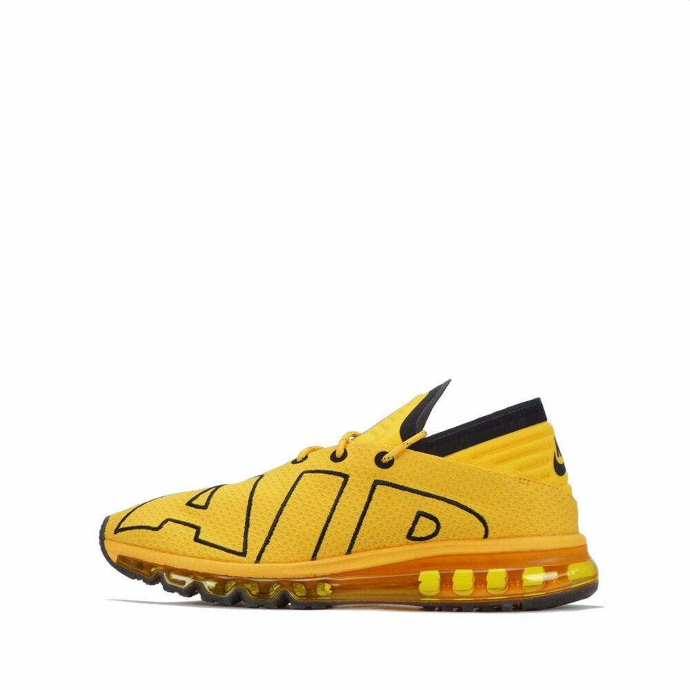 Nike Air Max Flair Chaussures Hommes University or/noir-