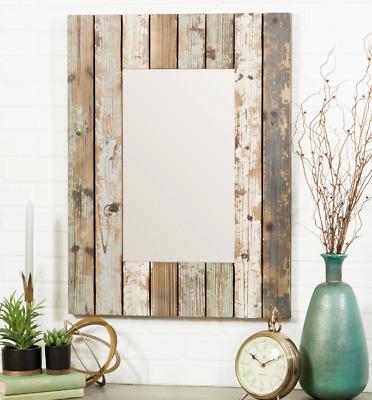 Rustic Farmhouse Wall Mirror Reclaimed