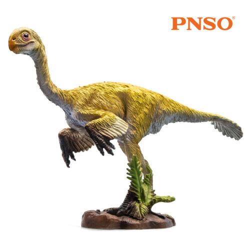 PNSO Gigantoraptor Dinosaur Figure Megaraptor Animal Collector Decor Toy Gift