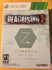 NEW SEALED Dead Rising 2 Zombrex Edition (Xbox 360) Limited Collector's Ed.