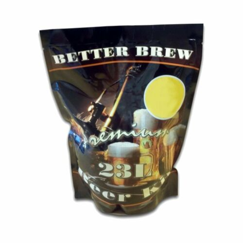 Better Brew Brew Kit 23L Premium Beer Kit Choice of variance Free P/&P UK