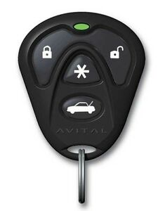 Details about New Avital 4 on Remote Control Key Fob ons Python Viper on