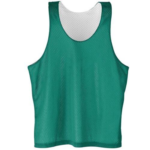 207 Augusta Sportswear Adult Sports Polyester Reversible Mesh Lacrosse Tank Top