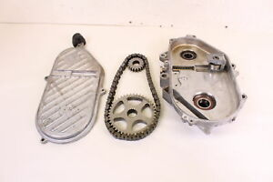 2001-01-SKI-DOO-SUMMIT-800-ZX-Chain-Case-With-Cover-amp-Sprockets