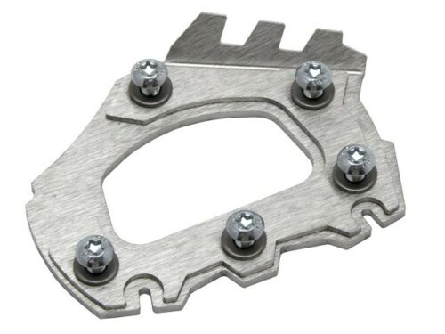AltRider Side Stand Foot BMW G650 GS 2013+ Silver G609-0-1101