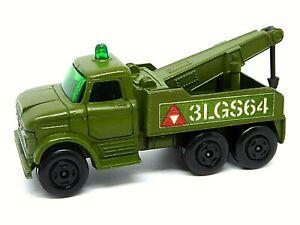 Matchbox-Lesney-No-71c-Ford-Heavy-Wreck-Truck-version-militar-raros