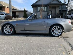 CLEAN TITLE S2000 CERTIFIED