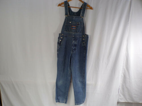 Vintage Limited Jeans Bib Overalls Women Small 100