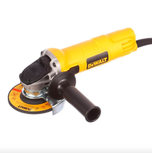 Dewalt 4.5 inch Small Angle Grinder Wrench Electric Corded Power Hand Tool 7 Amp