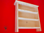 thumbnail 2 - s39-Wooden-Wall-Mounted-Shelving-Unit-Solid-Pine-Shelf-Timber-Shelf