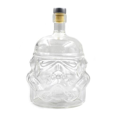 Novelty Star Wars Whisky Decanter Liqueur Crystal Wine Bottle Aerator Bar Tools