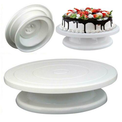 Baking Tools Cake Decor Turntable Light Cake Turntable C9R5 S F5X3 Mold DIY E2U3