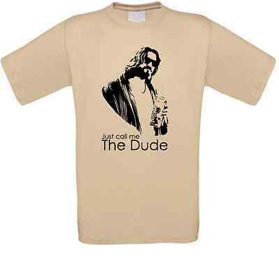 Lebowski Dude Kult Movie T-Shirt alle Größen NEU