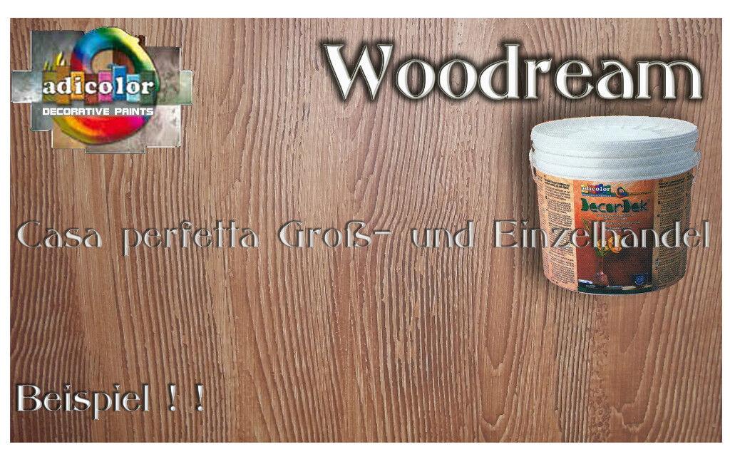 Der Holz - Maserungseffekt Holzeffekt , kein Stucco Marmorino,Neu, AdiFarbe