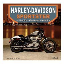 HARLEY DAVIDSON SPORTSTER - LIVRE NEUF