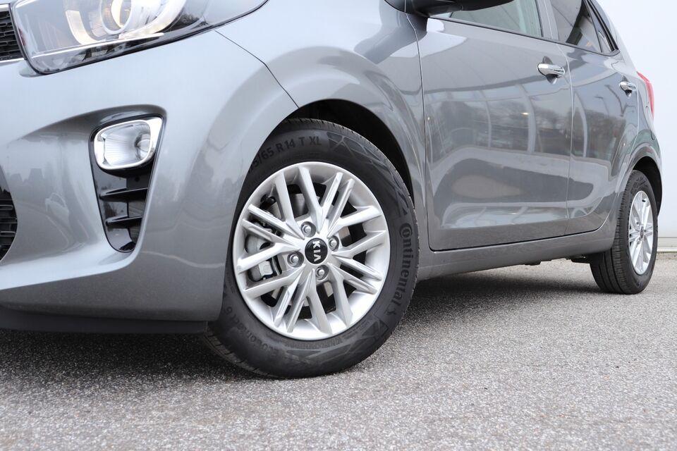 Kia Picanto 1,0 Upgrade AMT Benzin aut. Automatgear