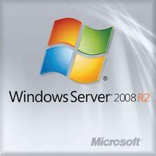 Windows Server 2008 R2 Enterprise+ 10 CAL - 64 Bit - DEUTSCH - inkl. DVD - NEU