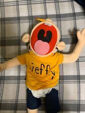 Brand New JEFFY PUPPET Original Authentic Super Mario Logan SML *Free shipping*