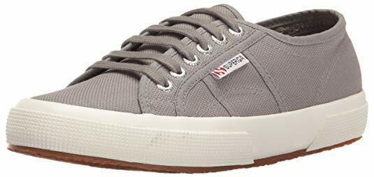 Superga Unisex 2750 Cotu Grey Sage Classic Sneaker