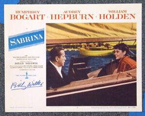 eMoviePoster.com: 6c0681 SABRINA LC #5 1954 Audrey Hepburn