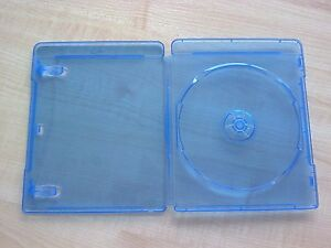 100-Blu-Ray-Disc-Single-DVD-Case-Movie-Box-Blue-BL8M