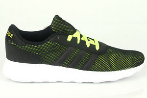 new products eca9d 6b2b4 ADIDAS LITE RACER RUNNING SHOE SCARPE ORIGINALE NERO AW5088 PVP IN NEGOZIO  69E