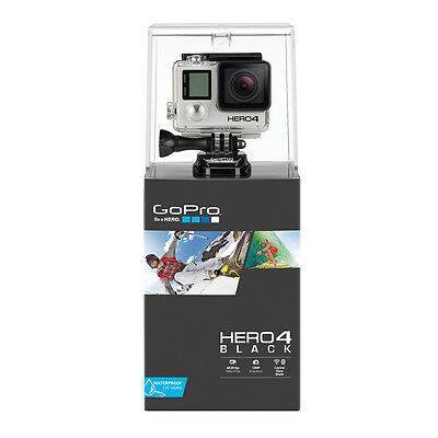 GoPro HERO4 Black Edition (Adventure)
