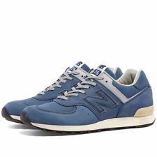 New Balance 576 - Blue - Men's 11.5 (US) - Made in UK - Brand new, in box