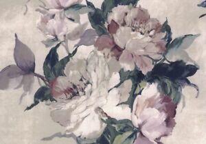 Carta Da Parati Fiori Grandi.1703 108 01 Camellia Grandi Fiori Audaci Avorio 1838 Carta Da