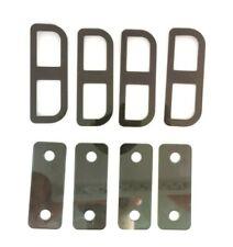 Front Door Hinge Shim Spacers x4 for Land Rover Defender TD5 BDC710040