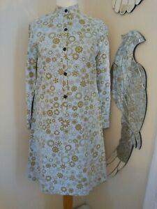 Laura-Ashley-floral-scooter-dress-12-Ditsy-Vintage-1960s-SUPER-RARE-D