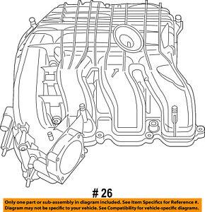 Chrysler Oemintake Manifold Plenum 5184693ae Ebay. Is Loading Chrysleroemintakemanifoldplenum5184693ae. Chrysler. 2015 Chrysler 200 Engines Diagrams Of Manifold At Scoala.co