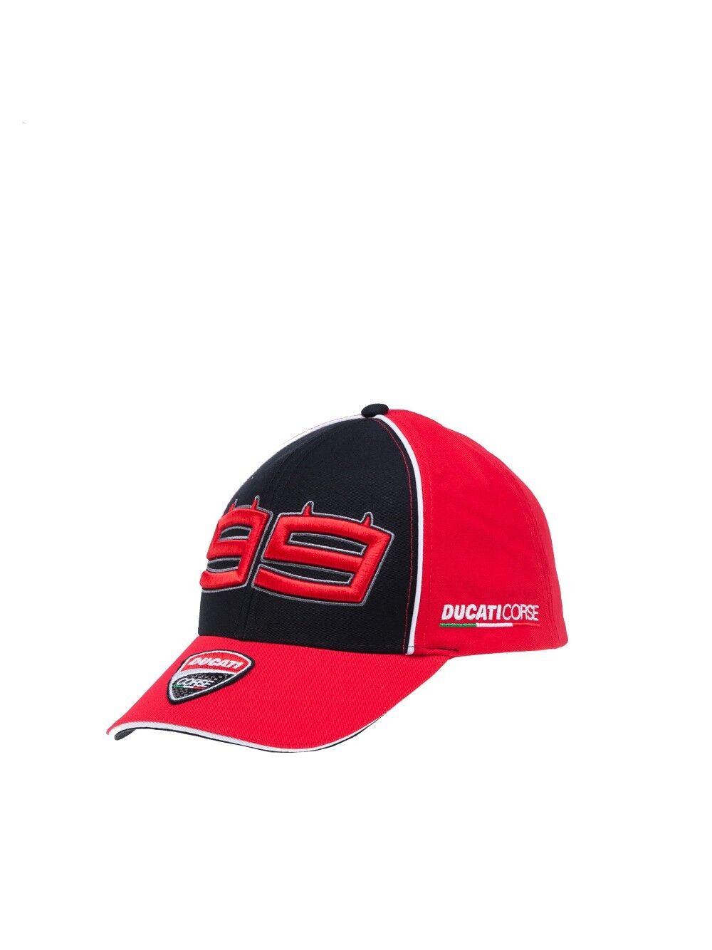 Official Jorge Lorenzo Ducati Dual Cap -  17 46008