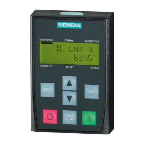 6SL3255-0AA00-4CA1 Siemens  SINAMICS G120 BASIC OPERATOR PANEL BOP-2