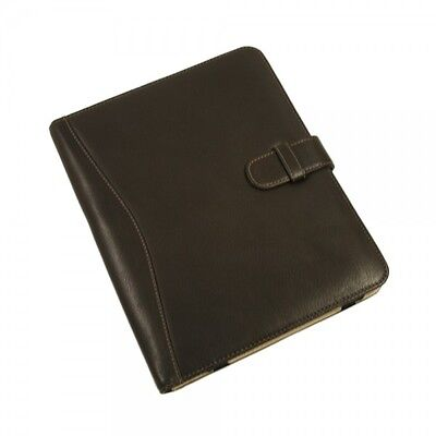 Piel Leather IPad Full-Grain Colombian Leather Case w/ Tab Closure - Brand New