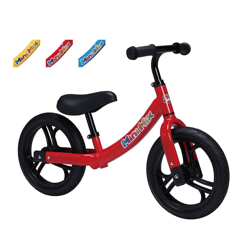 Mini Mix Balance Balance Balance Bike 5.95 lbs. No Pedal Self-Balancing Bicycle for Kids   Seat 0cbc3a