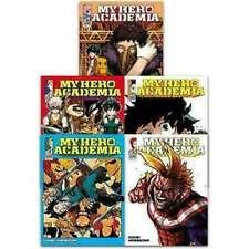 My Hero Academia Volume 11-15 Collection 5 Books Set Series 3 PB