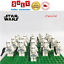 thumbnail 9 - 21pcs lot STAR WARS Clone Trooper Commander Fox Rex Mini toy building block