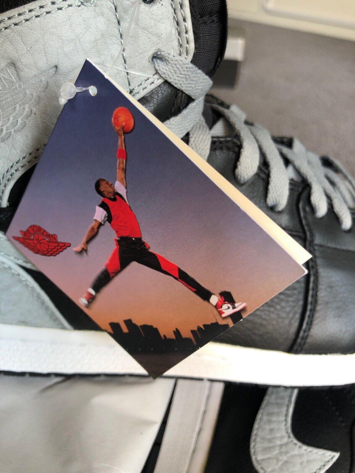 Nike Air Jordan 1 Retro High 2009 Shadow 332550-001 OG