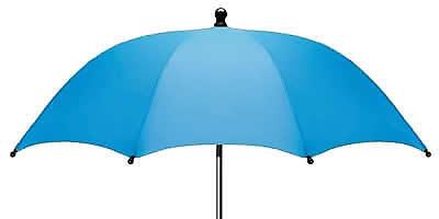 8 Farben Reer Sonnenschirm de Luxe 70 cm UV Schutz 50