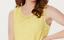 thumbnail 2 - Isaac-Mizrahi-Live-Floral-Knit-Lace-Tank-Top-w-Scallop-Hem-Citron-1X-A376652